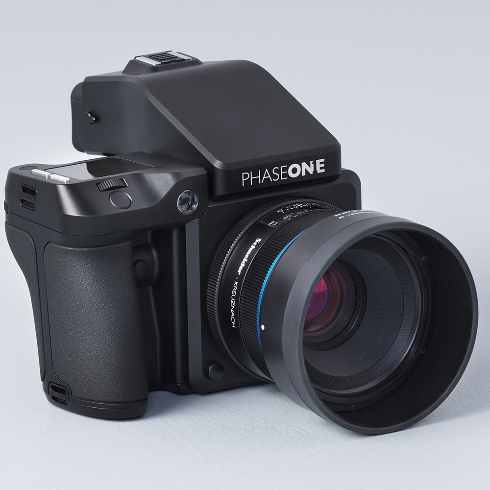 Phase One XF IQ4 100MP Trichromatic Camera System