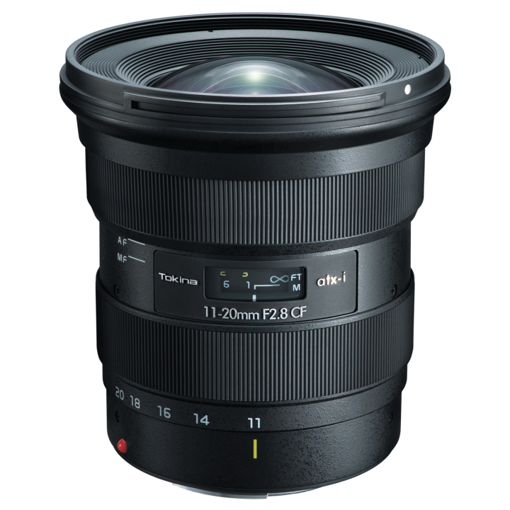 Tokina ATX-I 11-20mm f/2.8 CF for Canon