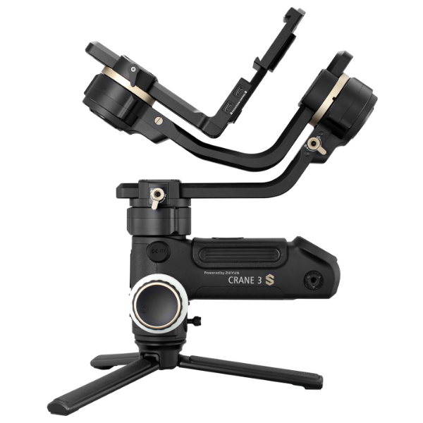 Zhiyun-Tech Crane 3S Lab Handheld Stabiliser for DSLR & Cine Cameras