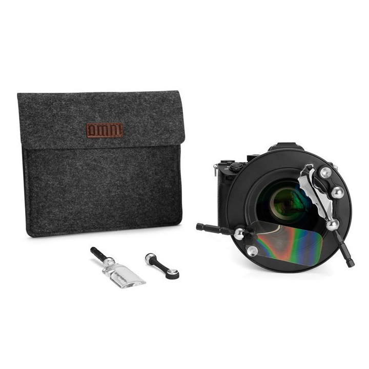 Lensbaby Small OMNI System Bundle for 49mm to 58mm Filter Sizes