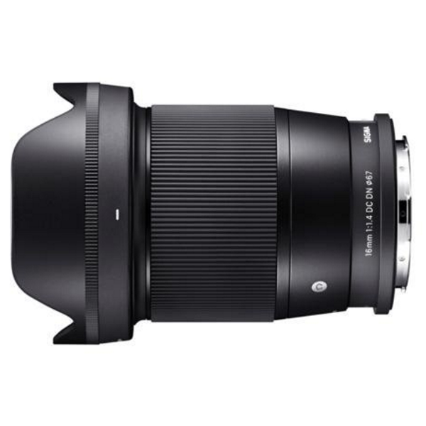 Sigma 16mm f/1.4 DC DN Contemporary Lens for L-Mount