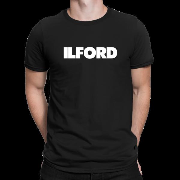 Ilford Black T-Shirt X-Large