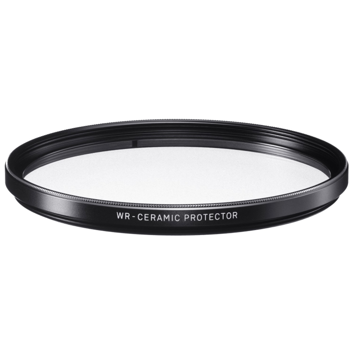 Sigma WR Ceramic Protector Lens Filter 72mm