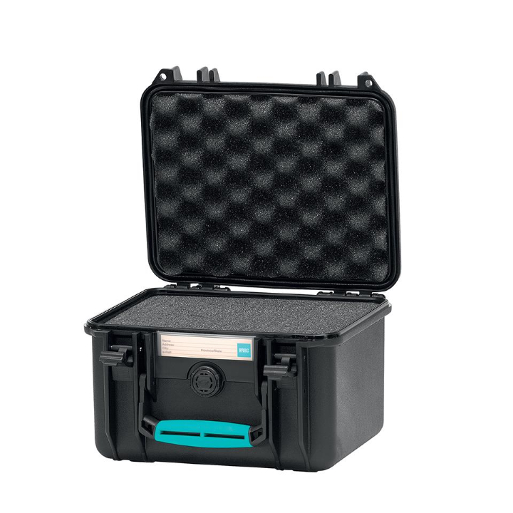 HPRC 2250 - Hard Case with Cubed Foam (Black)
