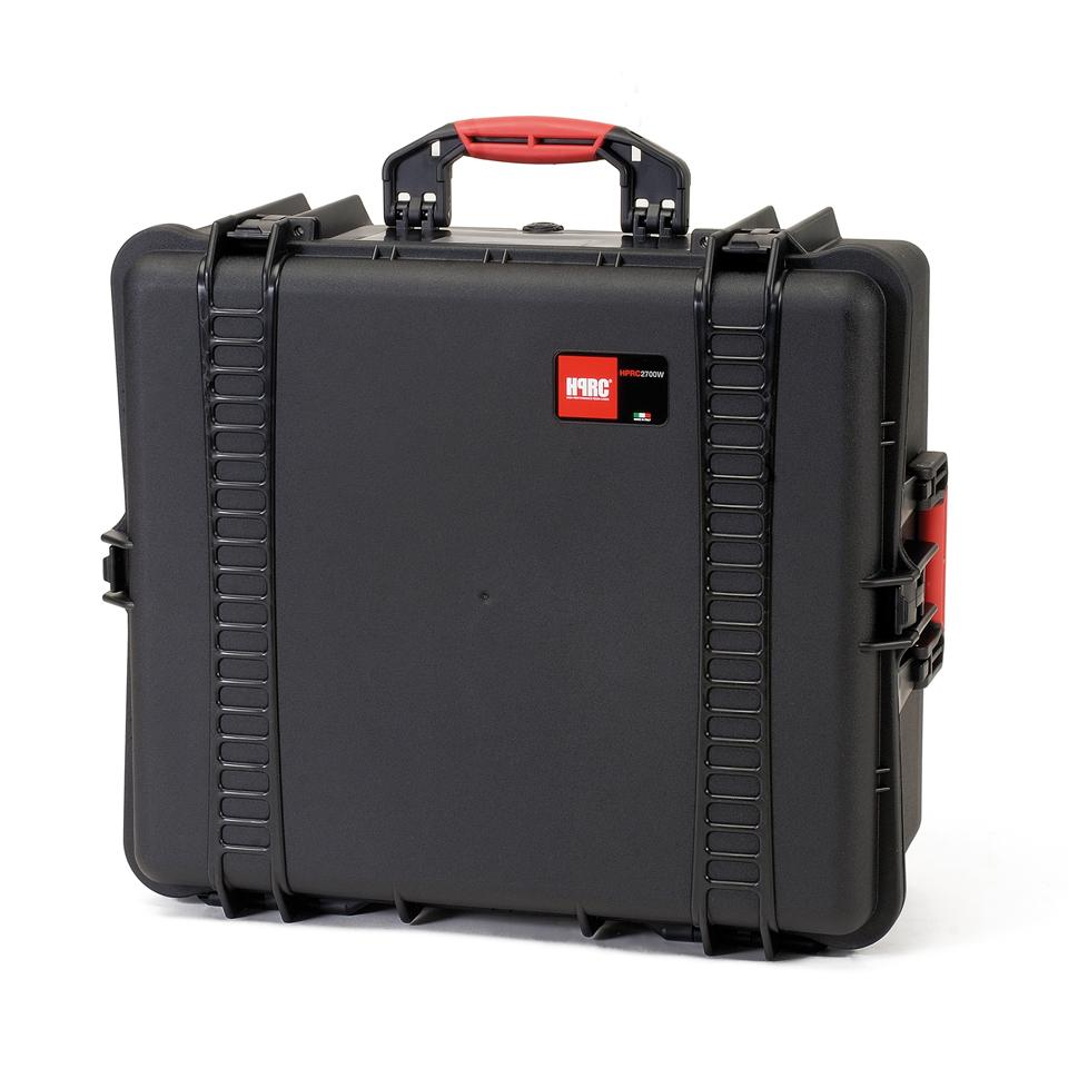 HPRC 2700W - Wheeled Hard Case Empy (Black)