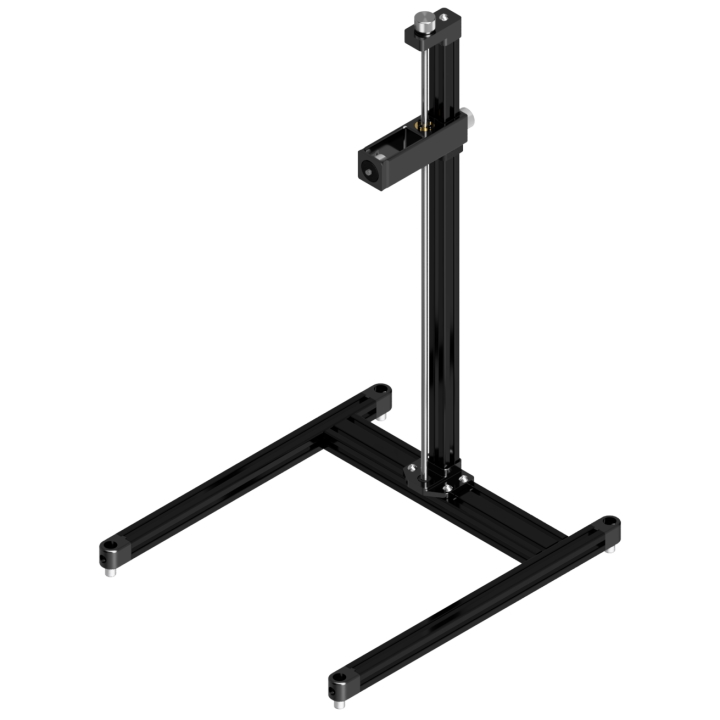 Negative Supply Pro Riser MK2 Camera Scanning Stand with rubber feet