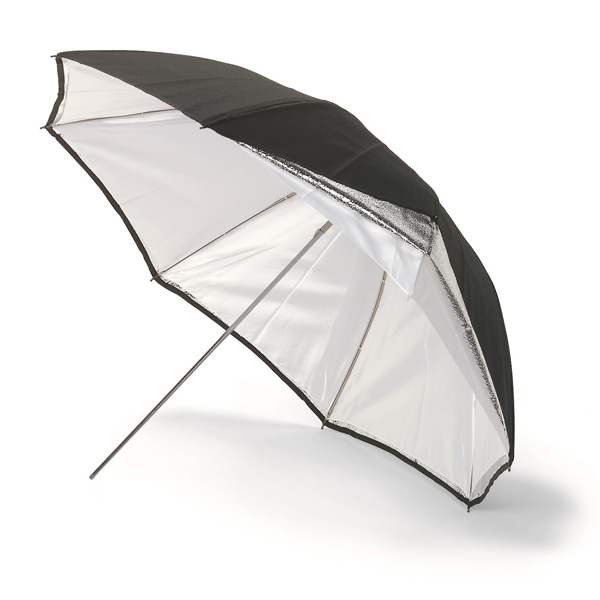 RedWing Umbrella 115cm Silver / White
