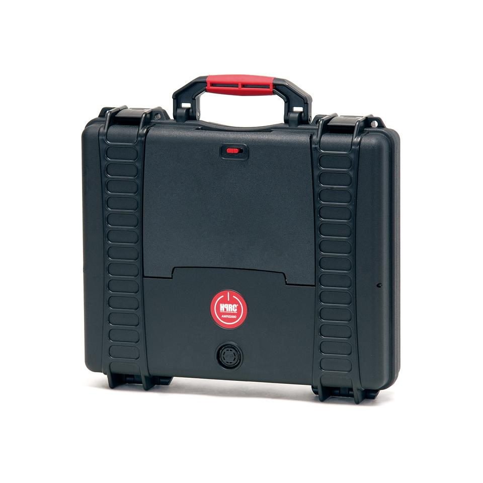 HPRC 2580 - Hard Case with Foam Inserts (Black)