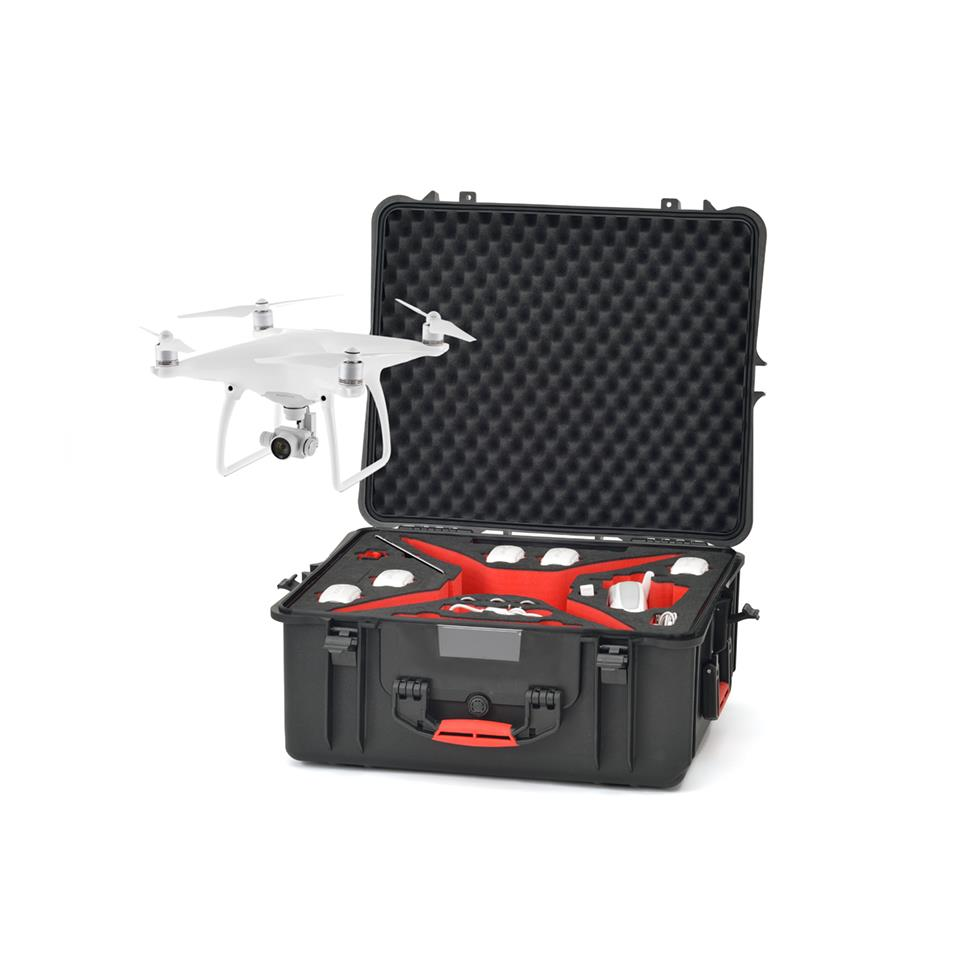 HPRC 2710 - Hard Case for DJI Phantom 4 / PRO / PRO+ (Black)
