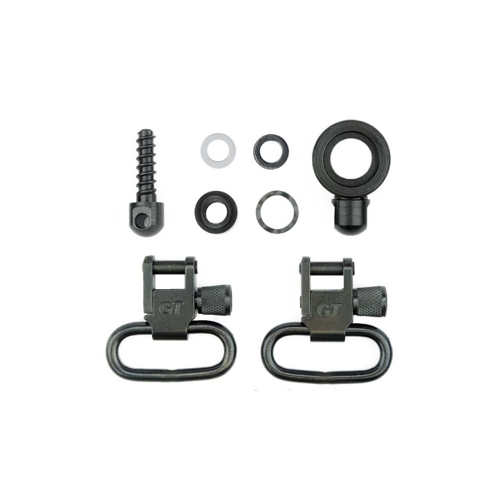 Grovtec Browning BLR Set Black Oxide Finish - 1