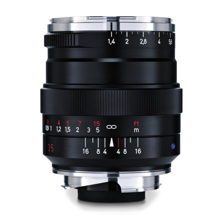 Zeiss Distagon T* 35mm f/1.4 ZM Black for Leica M-Mount