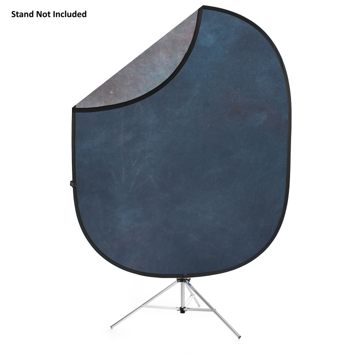 Savage Folding Indigo Nights Collapsible 1.52m x 1.83m Backdrop