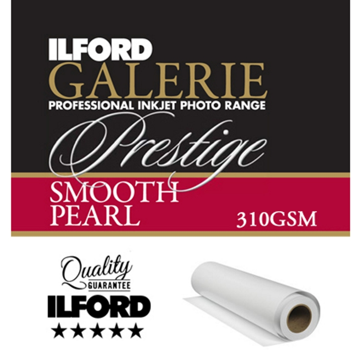 Ilford Galerie Prestige Smooth Pearl 310gsm 44