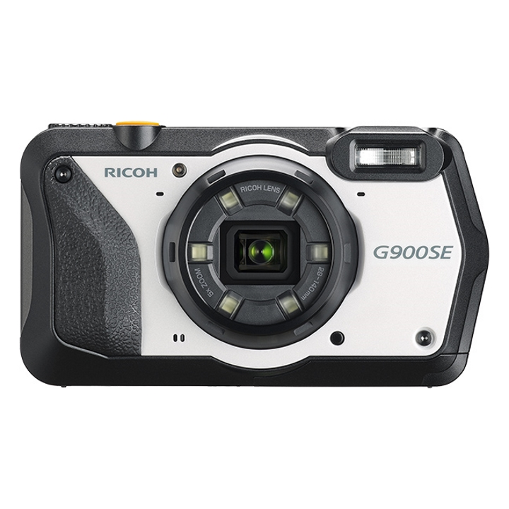 Ricoh G900SE Digital Camera with Wi-Fi & Bluetooth