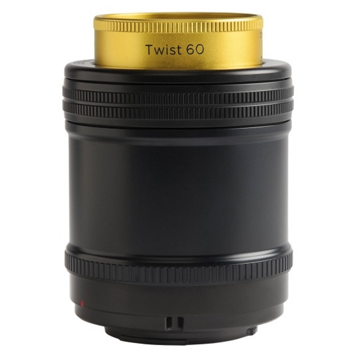 Lensbaby Twist 60mm f/2.5 Lens for Sony E