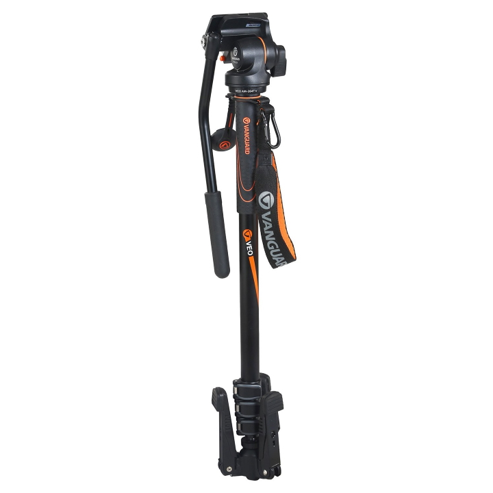 Vanguard VEO 2S AM-264TV Monopod for Video with PH-13 Video Head