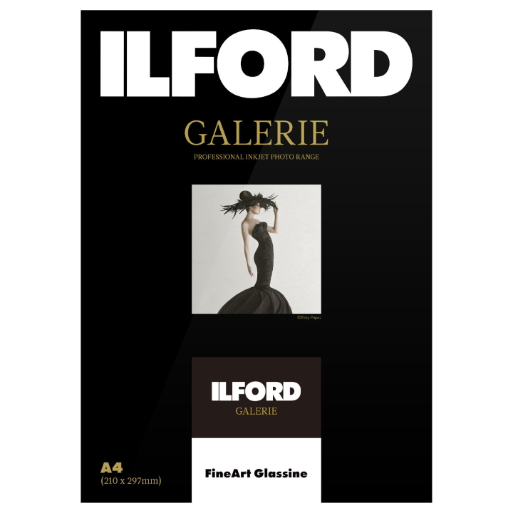 Ilford Galerie FineArt Glassine 50 gsm A4 50 Sheets