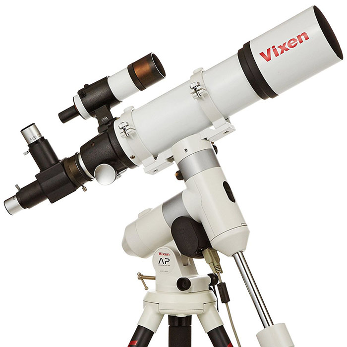 VIXEN AP-ED80Sf Telescope with mount Tripod and Accessories