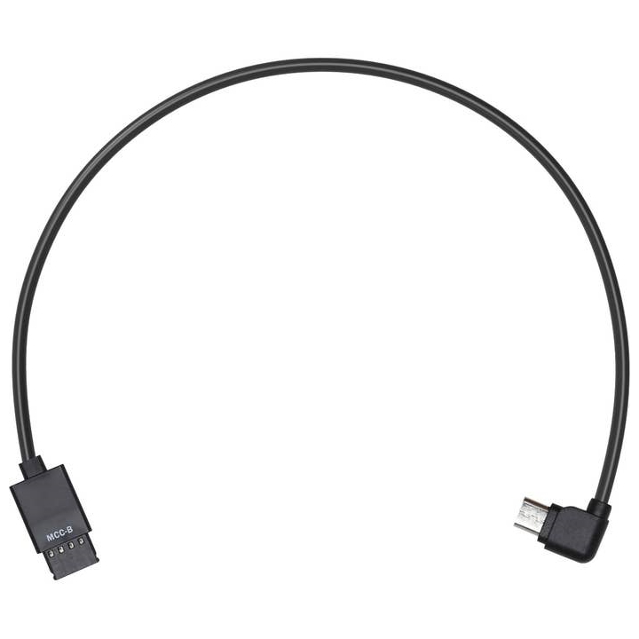 DJI Ronin Multi-Camera Control Cable (Micro-USB) RS2 For Cameras with USB Type-C