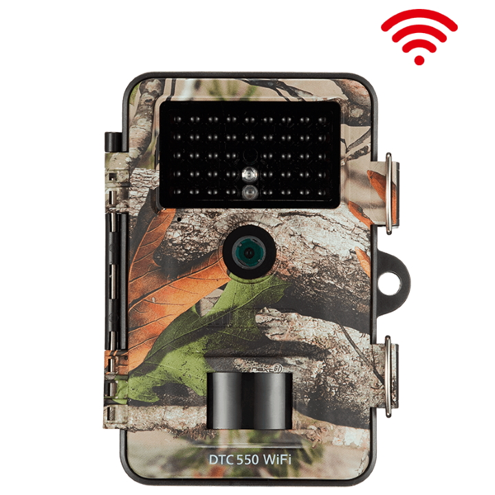 Minox DTC 550 WiFi Black Light / HD with Video /Colour Screen Trail Camera