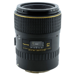 Tokina 100mm f/2.8 PRO DX for Canon