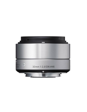 Sigma 30mm f/2.8 DN Silver for Micro Four Thirds