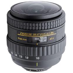 Tokina 10-17mm f/3.5-4.5 DX NH for Nikon