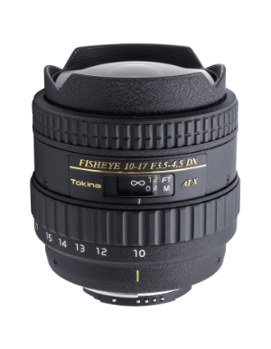 Tokina 10-17mm f/3.5-4.5 DX for Nikon