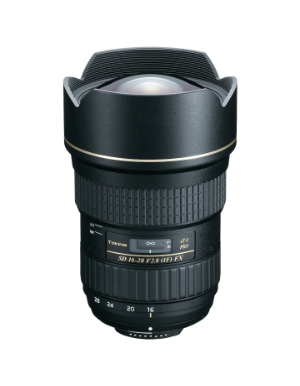 Tokina 16-28mm f/2.8 PRO FX for Canon