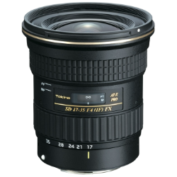 Tokina 17-35mm f/4 PRO FX for Canon