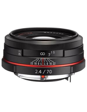 Pentax DA 70mm f/2.4 LTD HD Lens (Black)