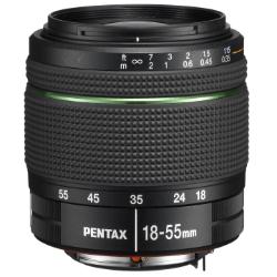 Pentax DA 18-55mm f/3.5-5.6 WR Lens