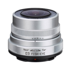 Pentax Q Fish-Eye Lens