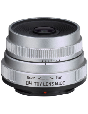 Pentax Q Toy Wide Lens