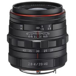 Pentax-DA 20-40mm f/2.8-4 Limited (Black)