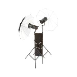 Bowens Gemini 400/400 Studio Kit