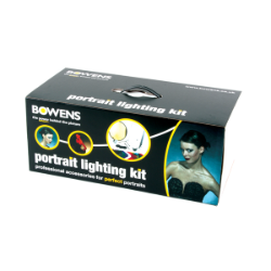 Bowens Portrait Lighting Reflector Kit