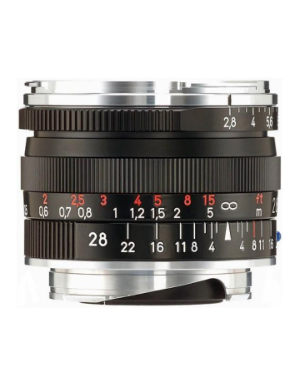 Zeiss Biogon 28mm f/2.8 ZM Black for Leica M-Mount