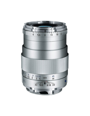 Zeiss Tele-Tessar 85mm f/4.0 ZM Silver for Leica M-Mount