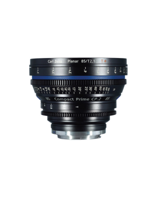 Zeiss Compact Prime CP.2 85mm/T2.1 EF Metre