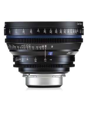 Zeiss Compact Prime CP.2 28mm/T2.1 PL Feet