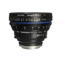 Zeiss Compact Prime CP.2 35mm/T2.1 PL Feet