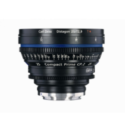 Zeiss Compact Prime CP.2 25mm/T2.9 PL Feet