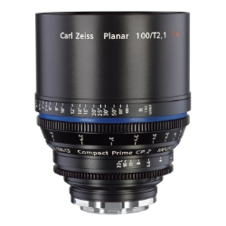 Zeiss Compact Prime CP.2 100mm/T2.1 CF PL Feet