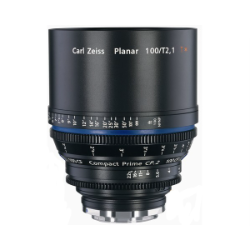 Zeiss Compact Prime CP.2 100mm/T2.1 CF EF Feet