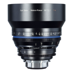 Zeiss Compact Prime CP.2 Macro 50mm/T2.1 PL Feet