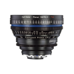 Zeiss Compact Prime CP.2 Macro 50mm/T2.1 EF Feet