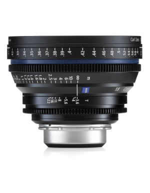 Zeiss Compact Prime CP.2 18mm/T3.6 PL Feet