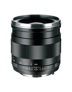 Zeiss Distagon T* 25mm f/2.0 ZE for Canon