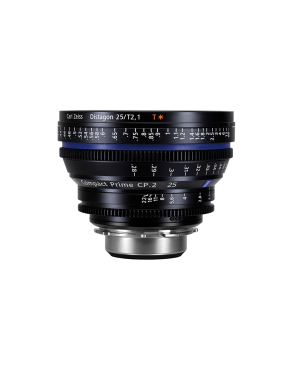 Zeiss Compact Prime CP.2 25mm/T2.1 E Metre